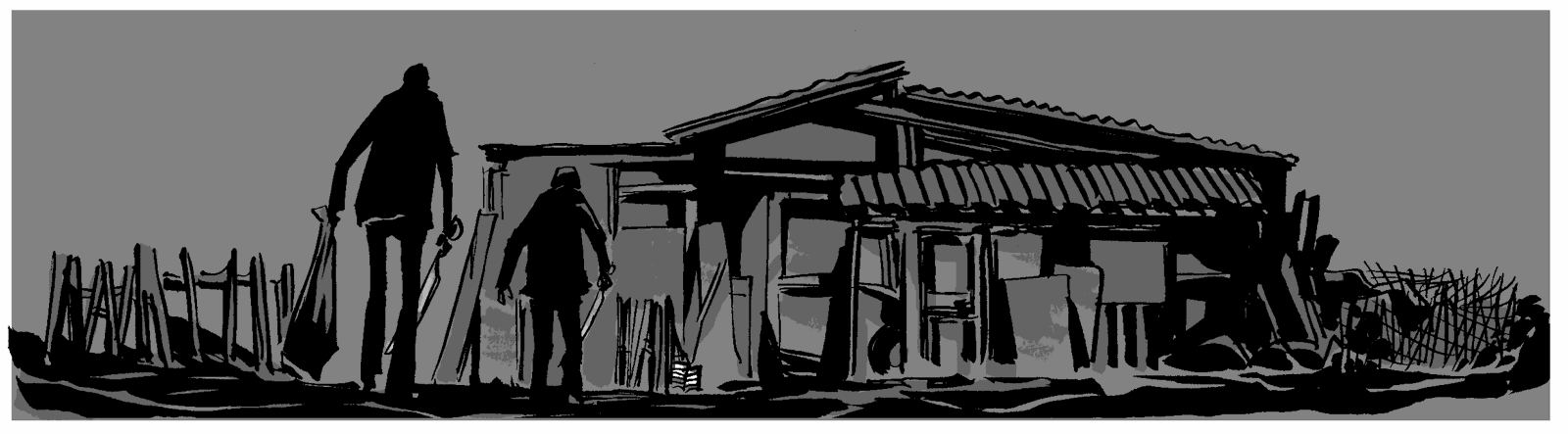 dessin-cabane